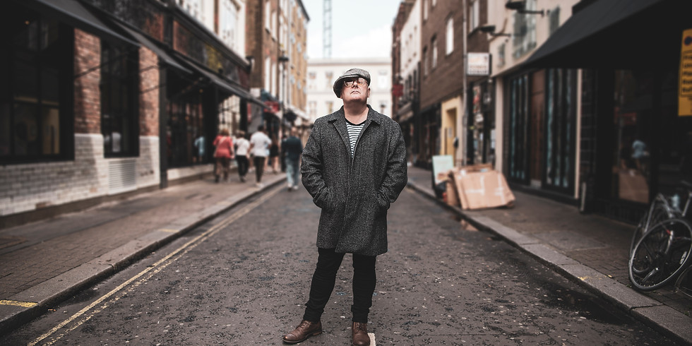 Ian Shaw - UK Special | Ella & Louis