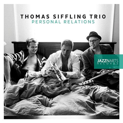 THOMAS SIFFLING TRIO – Personal Relations