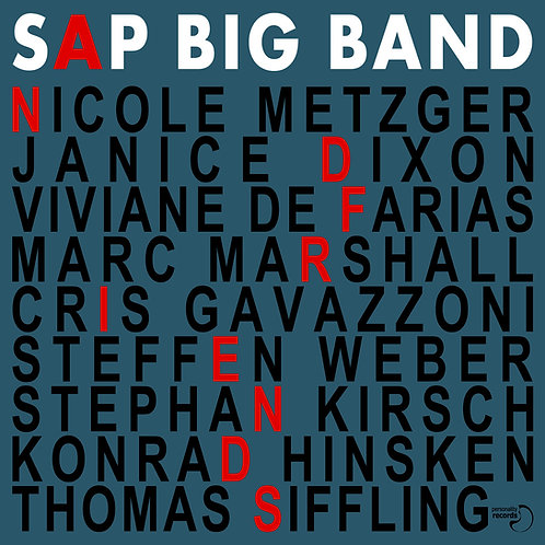 PR 25 SAP Big Band - And Friends