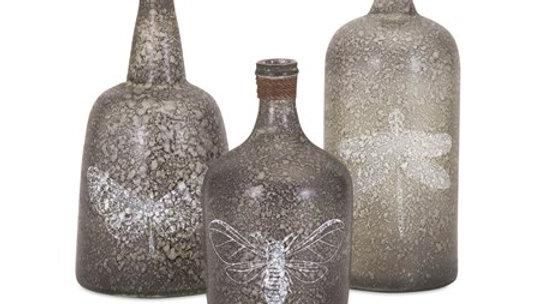 Folly Glass Bottles