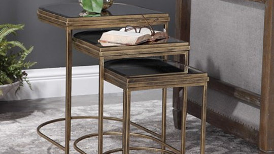 India nesting tables