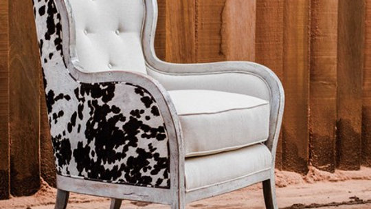 Chalilna arm chair