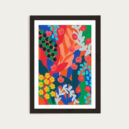 Joyful_Day_Art_Print_Black_Frame_1.jpeg