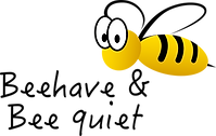 Beehave and Bee quiet logo.png