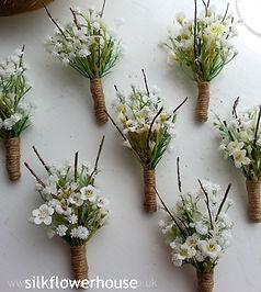 Gypsophila Rustic Style Buttonholes.jpg