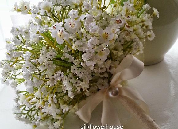 Artificial Wedding Flowers Gypsophila (Babies Breath) Collection