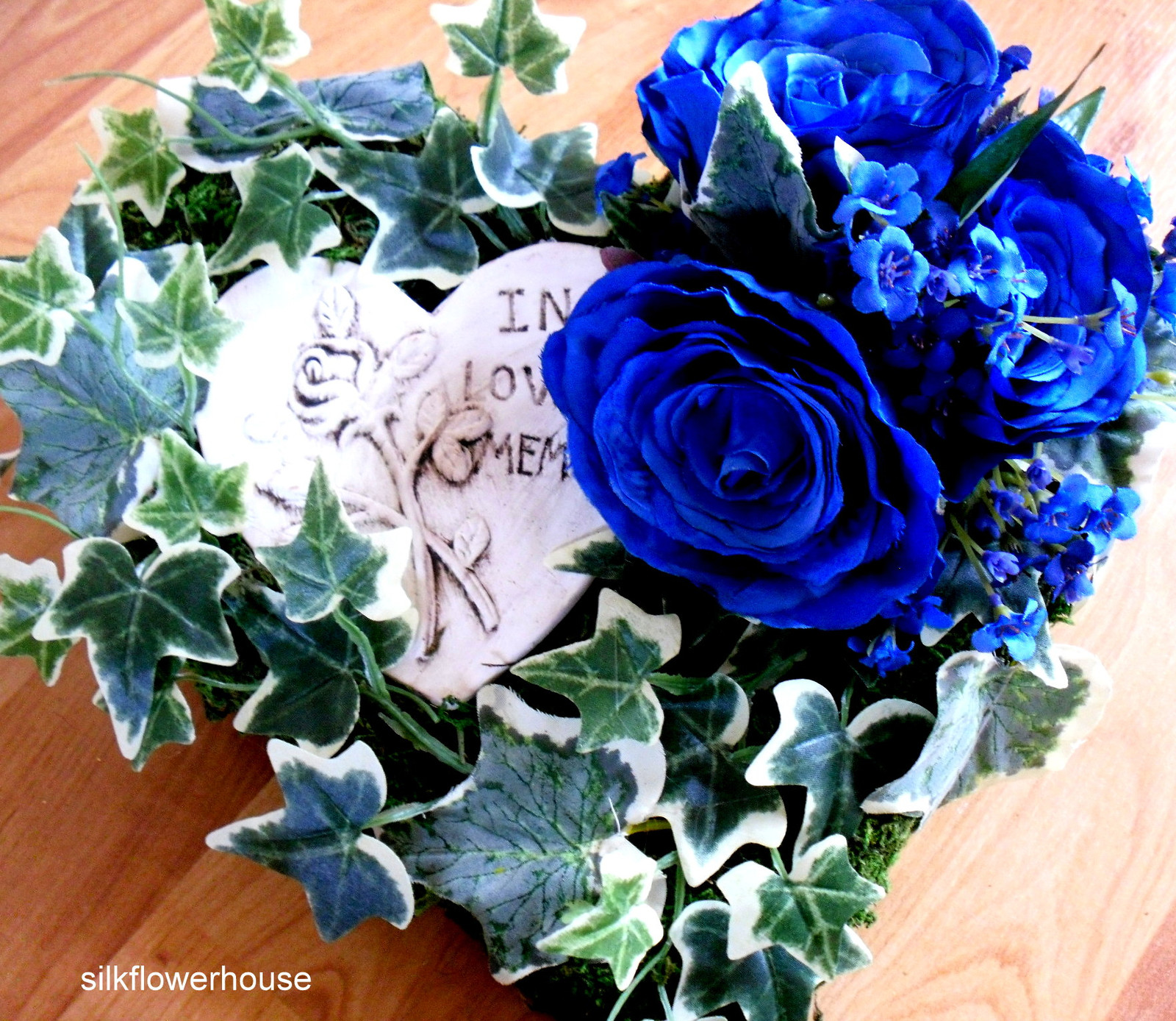 Silk Flower House Uk Artificial Flowers For Graves And Memorial