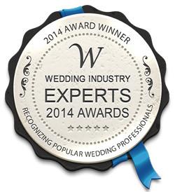 Wedding Industry Experts Award Winner.jp
