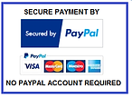 Secured By Paypal No Paypal Account Requ