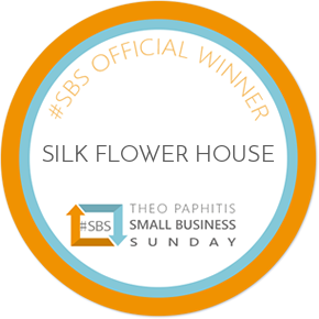 Silk Flower House gets a Twitter boost from Theo Paphitis