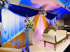 Artificial Wedding Flowers Indian Wedding Venue Decor .jpg