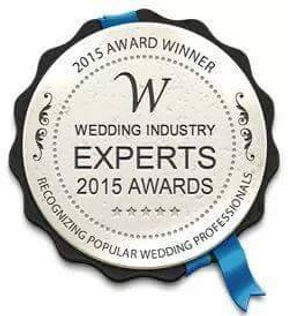 Wedding Industry Experts Award Winner .j