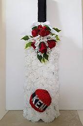 Artificial Flower Funeral Tribute Cricke