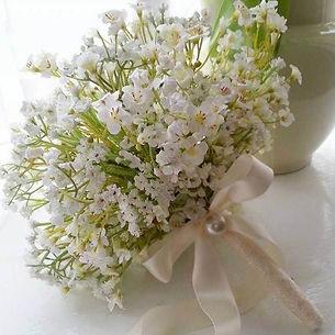 Artificial Flowers Gypsophila Bouquet.jp
