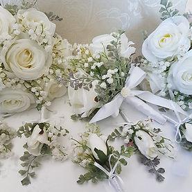 Artificial Wedding Flowers Bride, Brides