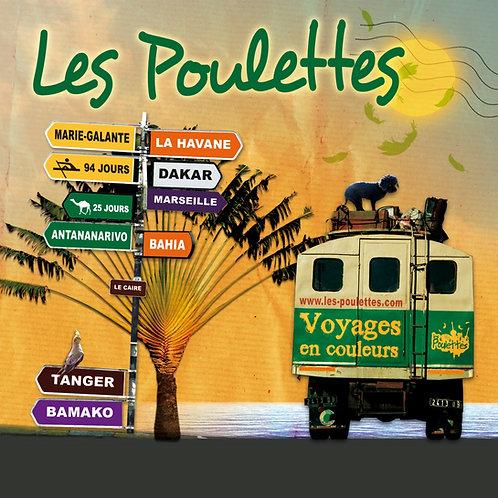 CD Voyages en couleurs -2009