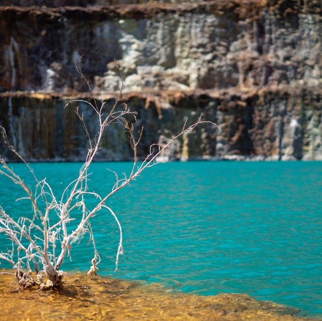 Mount Isa Uranium mine