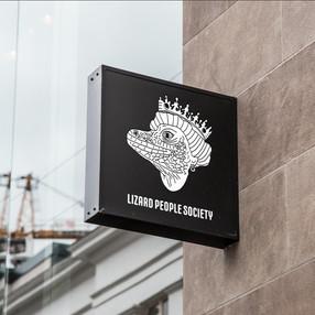 Lizard People Society Cafe