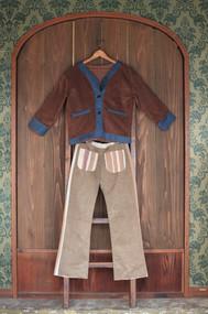 sweet veste & gypsy pants