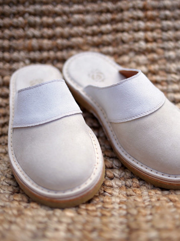 Chaussons Glace Sable
