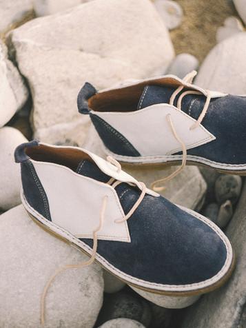 Suede Boots Nautik
