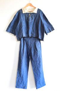 vareuse & pantalon classique