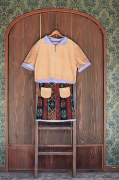 vareuse & mini pratik skirt