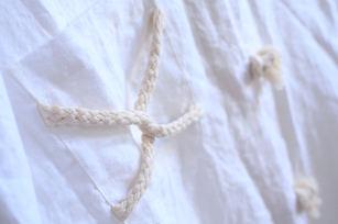 chemise fisherman knot