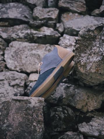 Suede Boots Saudade