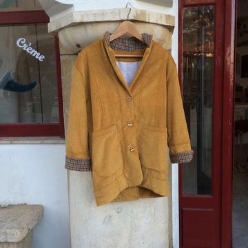 fisherman coat