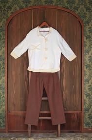 chemise pecheur& classic pants
