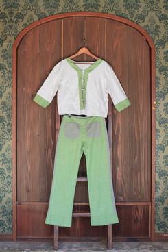 chemise knots & gypsy pants