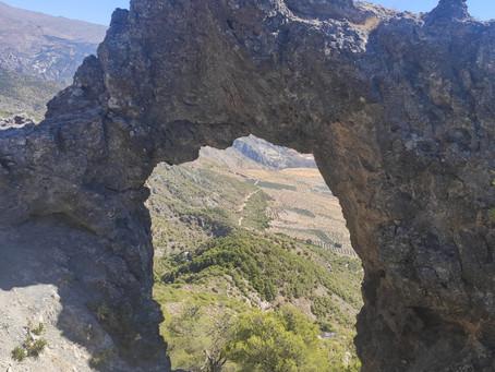 Ruta Padul-Piedra Ventana- Mamut