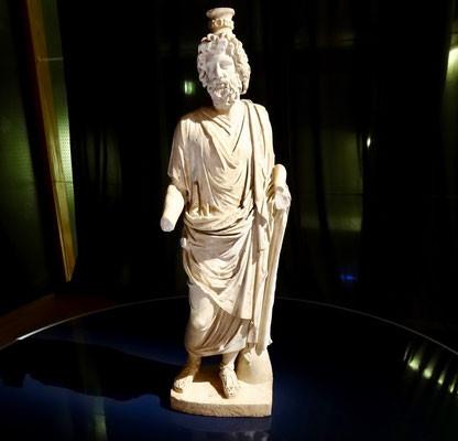 Le dieu Sérapis