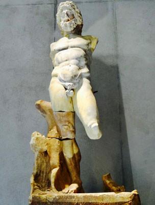 Statuette de Neptune