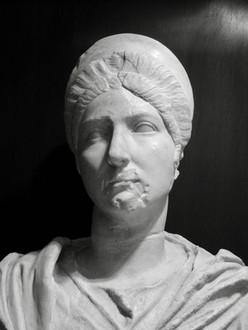 """Exposition """"Moi, Auguste, empereur de Rome"""", Paris, Grand Palais, 19 mars-13 juillet 2014. © Ariane Buisson"""