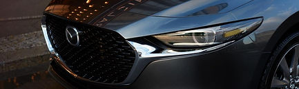 Mazda 3 Cropped Grille View