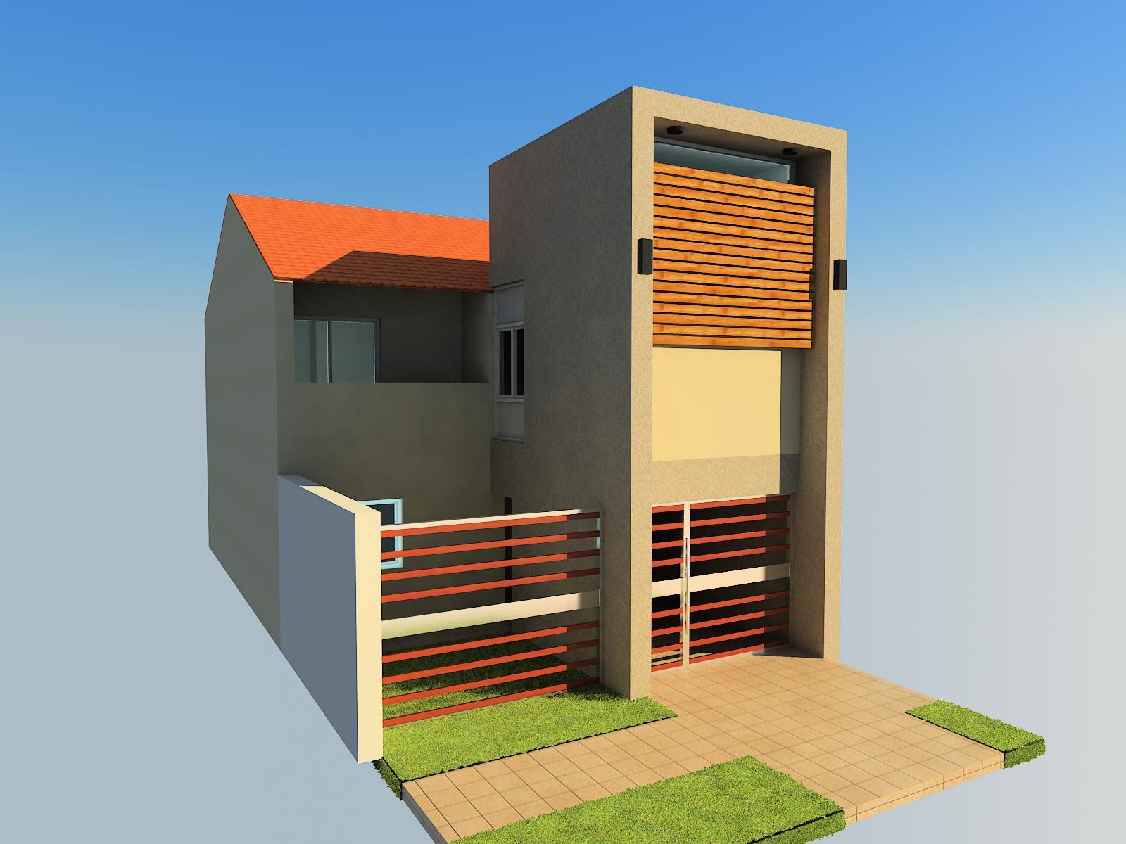 Casa Los Troncos