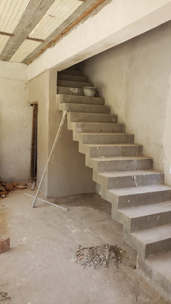 Escalera Romano