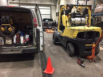 Forklift Hyster Repair.JPG