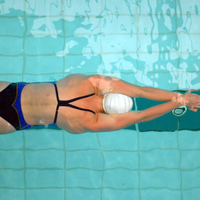 Pilates para nadadores