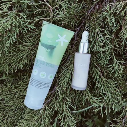 Summer Skin – Light And Cooling Face Base