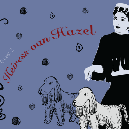 Guest 2: Heiress van Hazel – Christmas At Grand Hotel, Blogmas 2020