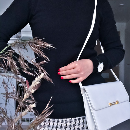 Glam Diaries, week 8 – Chic And Classic