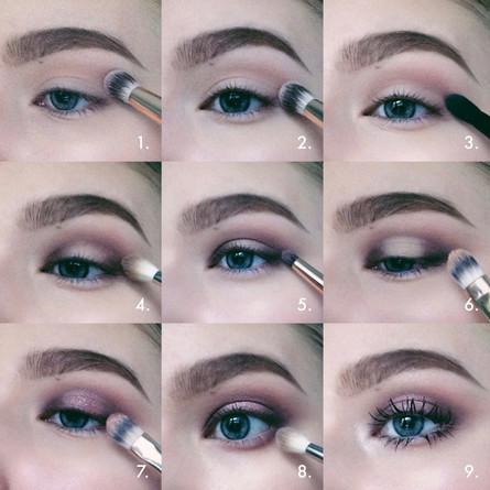 Haloeye makeup tutorial