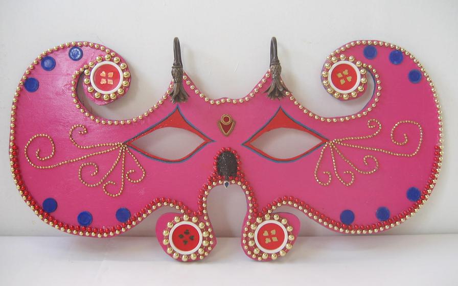 Masks of Many Mediums