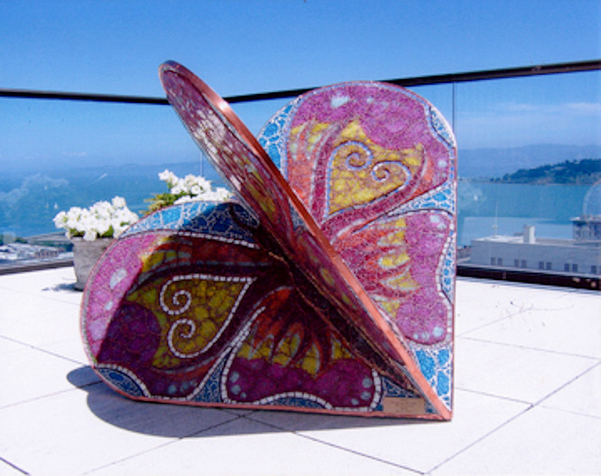 Hearts in SF: Commissioned by San Francisco General Hospital Foundation