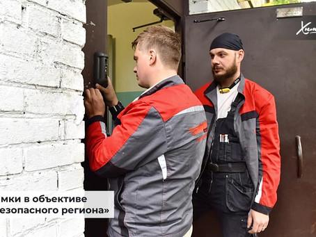 Более 400 видеокамер системы наблюдения...