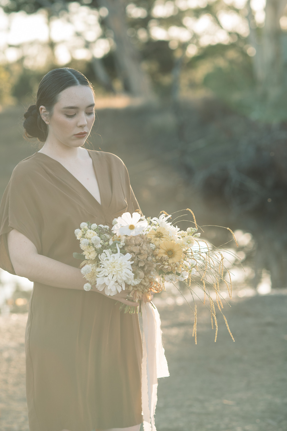 Autumn Bouquet and Photography Intensive