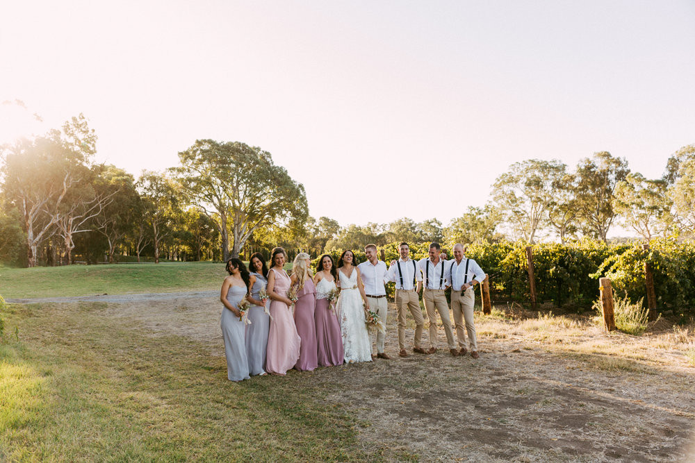 Carmen and Daniel's Beach and Winery Wedding